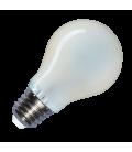 V-Tac 8W LED pære - Kultråd, materet, A67, E27