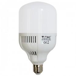 V-Tac 30W LED Kolbe pære - 2700lm, E27