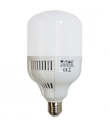 V-Tac 30W LED kolbepære - 2700lm, E27