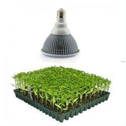 LED 12w vækstlampe, E27, Grow lamp