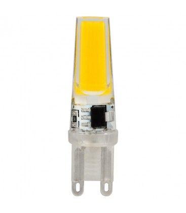 LEDlife KAPPA3 LED pære - 3W, varm hvid, dæmpbar, 230V, G9