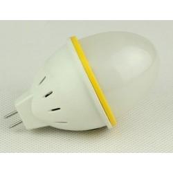 RESTSALG: MR16, Varm hvid, 15 LED pære, 4W, 230v