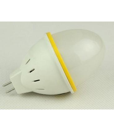 MR16, Varm hvid, 15 LED pære, 4W, 230v