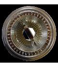 GX54 AR111 Dæmpbar 15W LED pære - 20 grader, 780 lm, 230v, Varm hvid