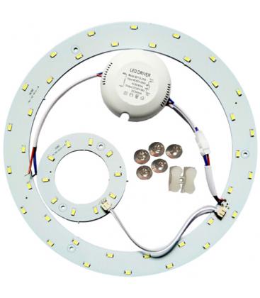 LED indsats 23W - Ø25,1cm, Til udskiftning af cirkel og sommerfuglrør