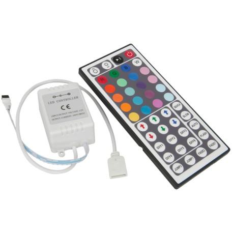 RGB kontroller med fjernbetjening, Memory funktion, 90w