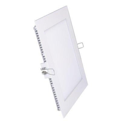 Image of   V-Tac 24W LED indbygningspanel - Hul: 28,5 x 28,5 cm, Mål:30 x 30 cm, 230V - Kulør : Neutral, Dæmpbar : Ved tilkøb