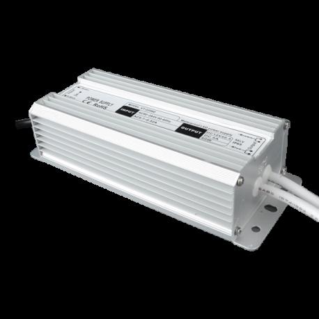 V-Tac strømforsyning - 60W, IP65, 12V, 5A, vandtæt