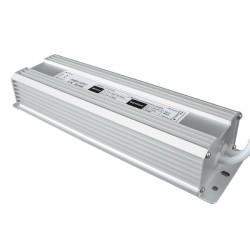 Transformator V-Tac 120W strømforsyning - 12V DC, 10A, IP65 vandtæt
