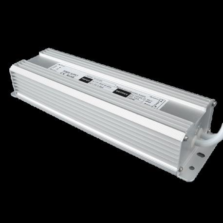 V-Tac strømforsyning - 120W, IP65, 12V, 10A, vandtæt