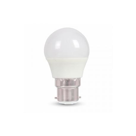 V-Tac 6w LED pære - G45, B22