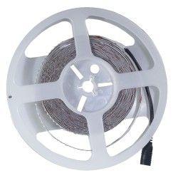 12V V-Tac 18W/m LED strip høj lumens RA 95 - 5m, IP20, 120 LED pr. meter