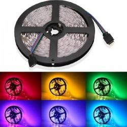 IP21.3528-60.rgb: 3,6W/m RGB LED strip - 5m, 8mm bred, 60 LED pr. meter