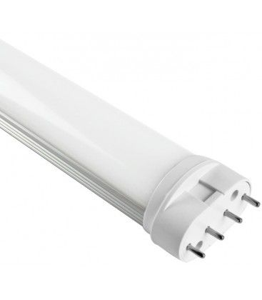 LEDlife 2G11-STAND21 - LED lysstofrør, 9W, 21cm, 2G11