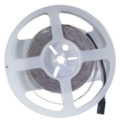 12V V-Tac 18W/m LED strip høj lumens - 5m, IP20, 240LED
