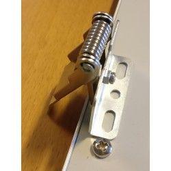VT-panel.springs: Fjeder holdere til LED paneler - Sæt med 4 stk