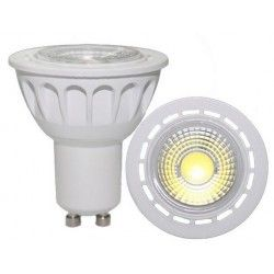 GU10 LED pærer LEDlife LUX3 LED spot - 3W, RA 95, dæmpbar, 230V, GU10