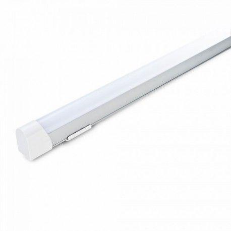 V-Tac 20W komplet LED armatur - 120 cm, IP20, 230V