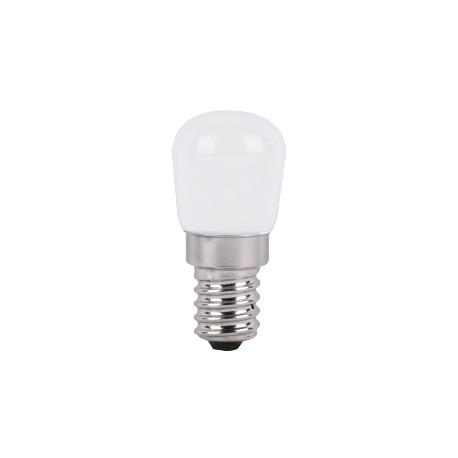 2W LED køleskabspære - Dæmpbar, ST26, E14