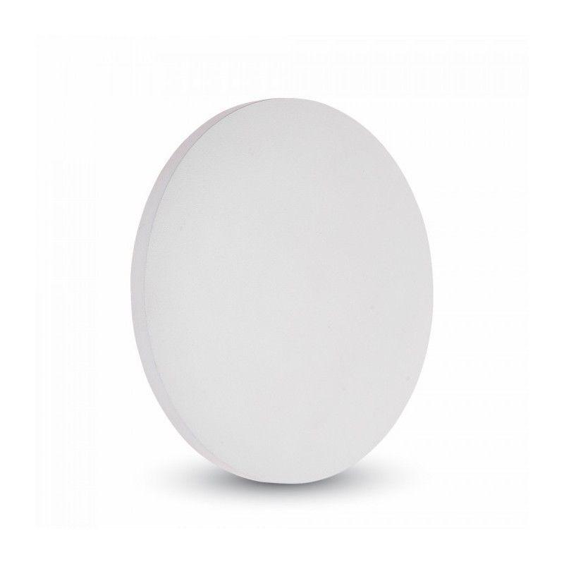 V Tac 9W hvid LED v u00e6glampe rund, indirekte effekt