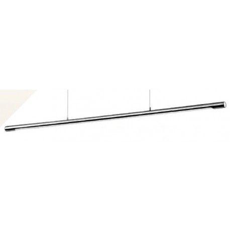 Elegant nedhægt loft armatur - Indbygget LED, 24W, 122cm, 4000k, komplet