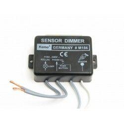 230V dæmpere Kemo M156 touch lysdæmper - 200W, kip-kontakt eller sensor
