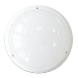VT-8000C: V-Tac lampe med indbygget LED og sensor - Mikrobølge sensor, IP54, 17W