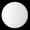 V-Tac lampe med indbygget LED og sensor - Mikrobølge sensor, 17W
