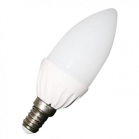 V-Tac 3W LED kertepære - B35, E14
