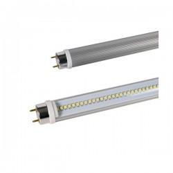 RESTSALG: LED T8 150cm, 24w, varm hvid