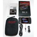 iCarsoft BM-II - BMW, Mini, nulstil service og bremser, multi-system scanner