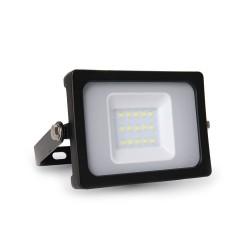 VT-4911: V-Tac LED projektør 10W - Tynd, SMD, arbejdslampe, udendørs