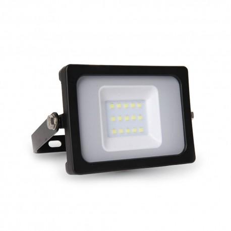 V-Tac LED Projektør 10W - Ny model, Tynd, SMD, 800lm, Varm hvid