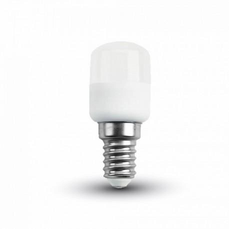 V-Tac 2W LED køleskabspære - Materet, ST26, E14