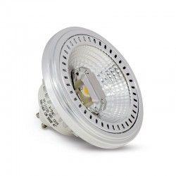 V-Tac LED spot - 12W, dæmpbar, GU10 AR111