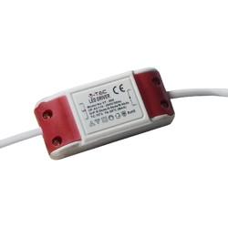 Indbygningsspot V-Tac 8W driver til 8W indbygningspaneler - Ikke dæmpbar, 230V