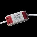 V-Tac 8W driver til 8W indbygningspaneler - ikke dæmpbar, 230V