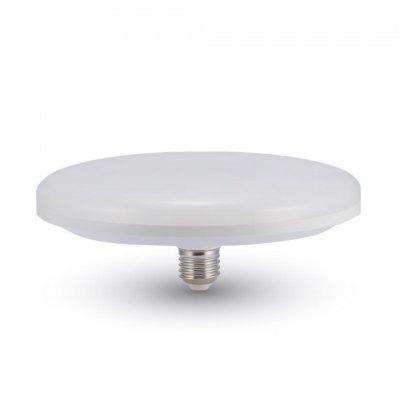 Image of   V-Tac UFO LED pære - 24W, E27 - Kulør : Neutral, Dæmpbar : Ikke dæmpbar
