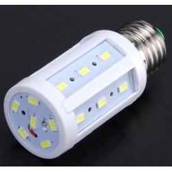 RS.E27.kolbe.9.LM: RESTSALG: LED E27, kolbe, 9W, varm hvid
