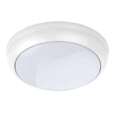 Image of   V-Tac 8W LED loftslampe - IP65, neutral hvid - Kulør : Neutral, Dæmpbar : Ikke dæmpbar