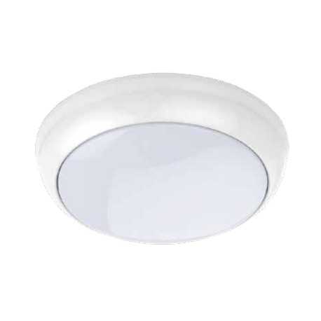 V-Tac LED loftslampe - 8W, IP65, neutral hvid