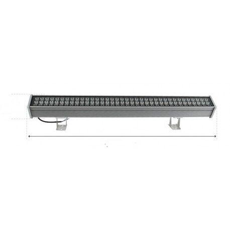 108W RGB facade belysning - 24V, fjernbetjent, 100cm