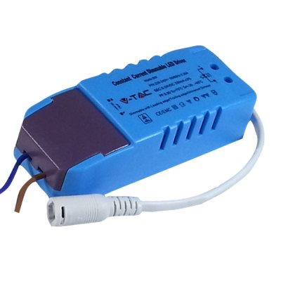 Image of   V-Tac 8W driver til 8W indbygningspaneler - Dæmpbar, 230V