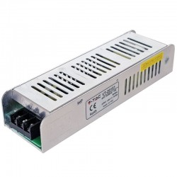 Strømforsyning 12V 10A, 150W