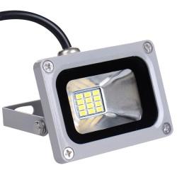 RS.proj.mini.10.12v.LM: RESTSALG: Mini, 10W LED projektør, 12V