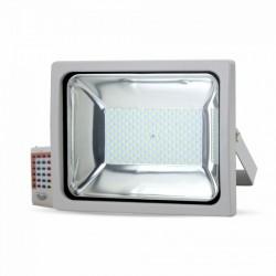 V-Tac 50W LED projektør RGB - Med fjernbetjening, udendørs