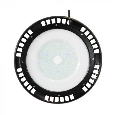 Image of   V-Tac 100W LED high bay - 1-10V dæmpbar, IP44, 5 års garanti - Kulør : Neutral, Dæmpbar : 0-10V dæmpbar
