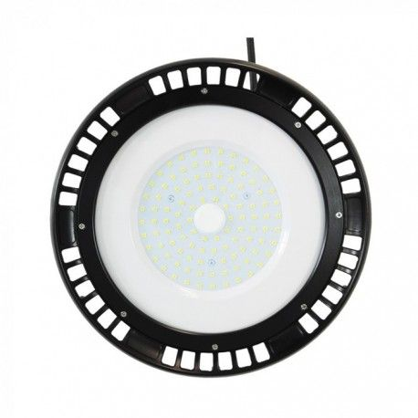 V-Tac 100W LED high bay - 1-10V dæmpbar, IP44, 5 års garanti