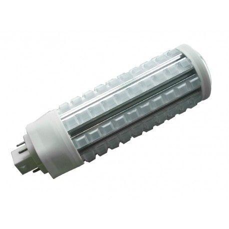 GX24Q LED pære - 20W, 360°, klar glas