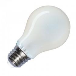E27 Stor fatning V-Tac 6W LED Pære - Kultråd, materet, A60, E27